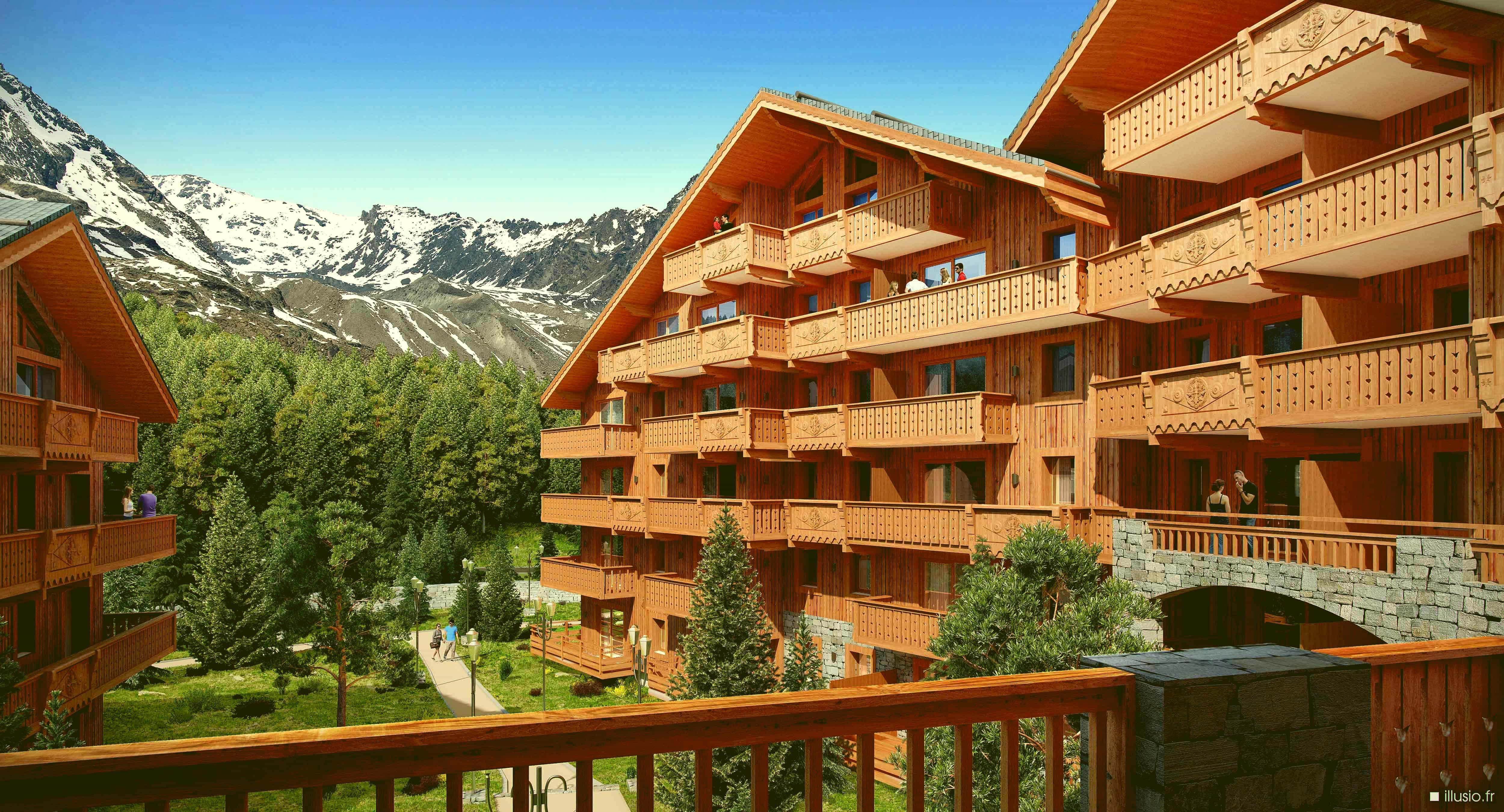 Whereto invest – 3 Bedroom Apartment in Meribel 3 Valleys